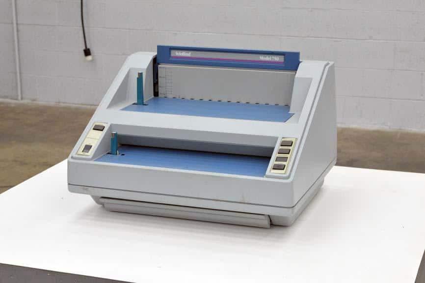 ibico ibimatic binding machine manual