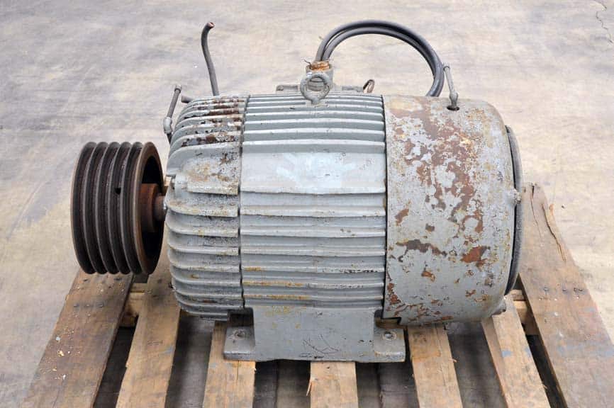 Howell Electric Motor Boggs Equipment