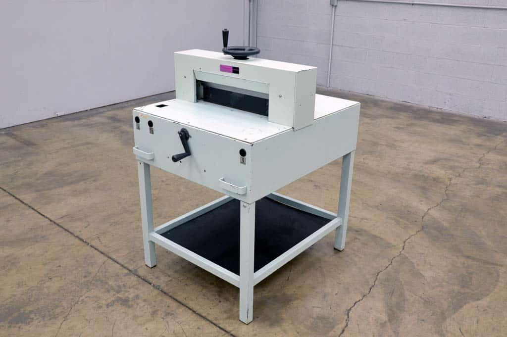 Triumph 48/E Paper Cutter