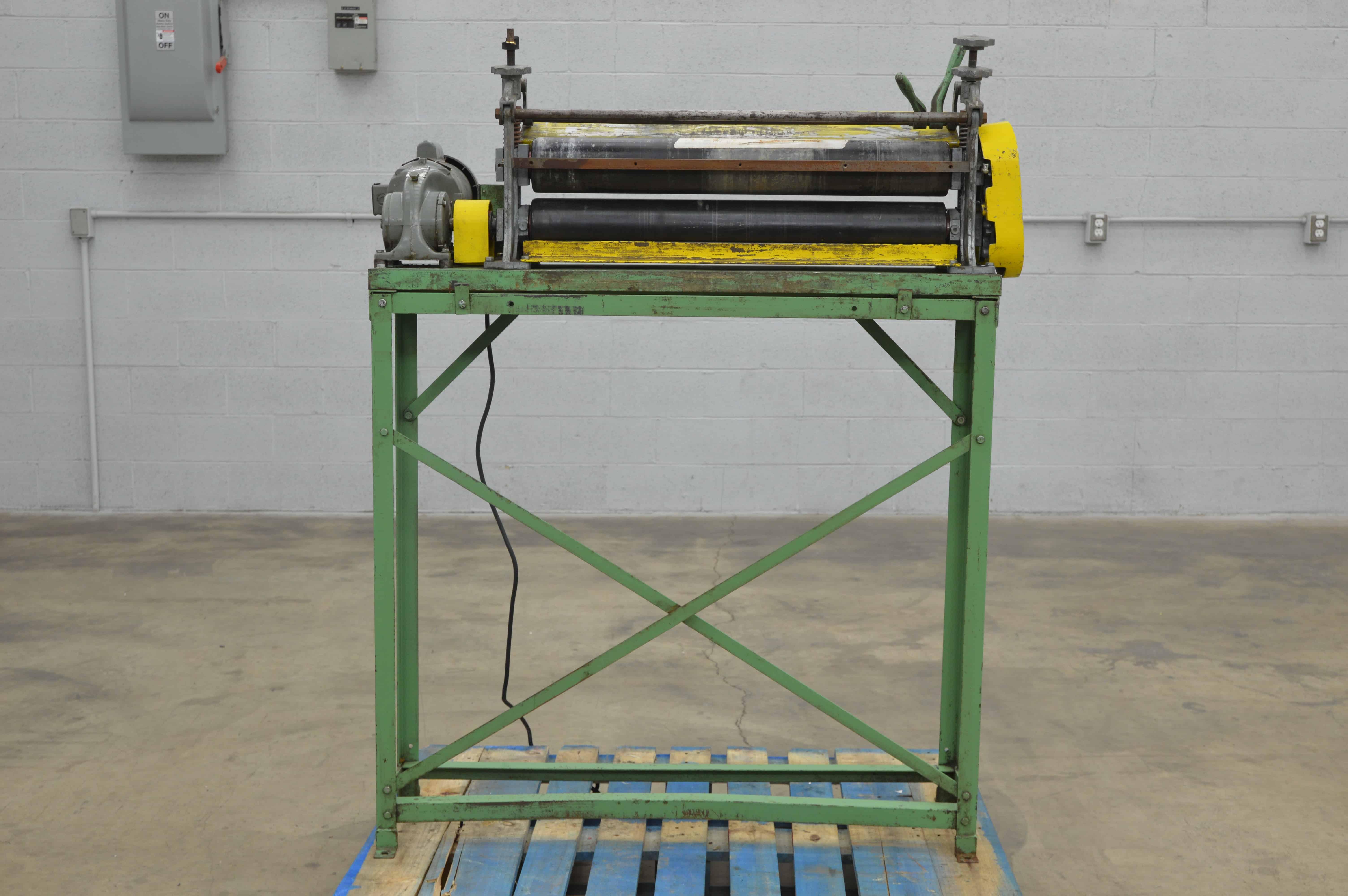 """30"""" Potdevin Size W30-81 Rotary Press"""