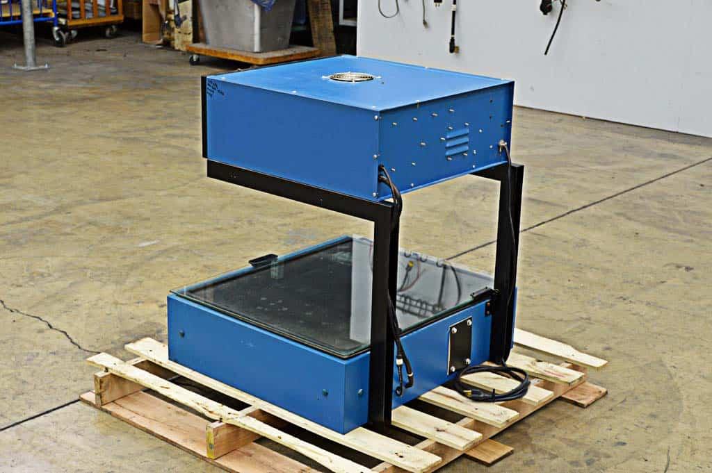 Nuarc 26 1k Mercury Exposure System Boggs Equipment