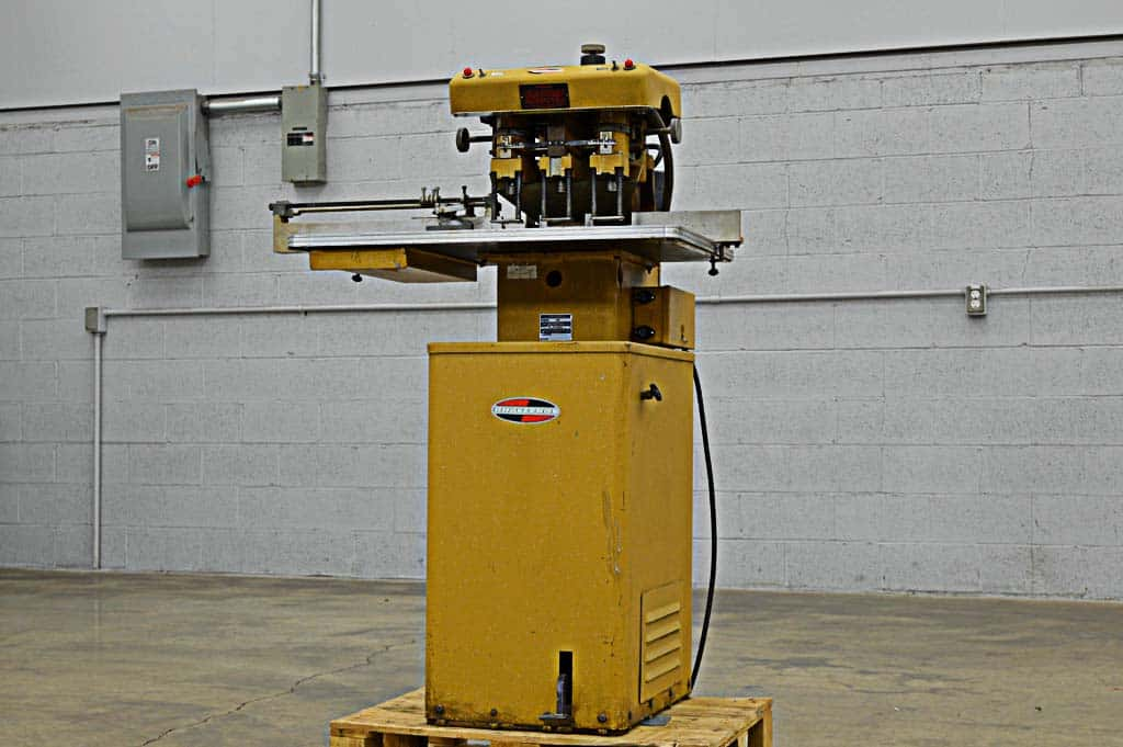 Challenge EH3 Paper Drilling Machine
