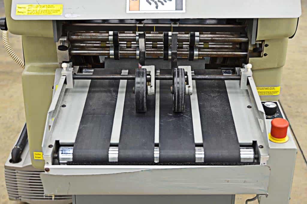 baum folding machine