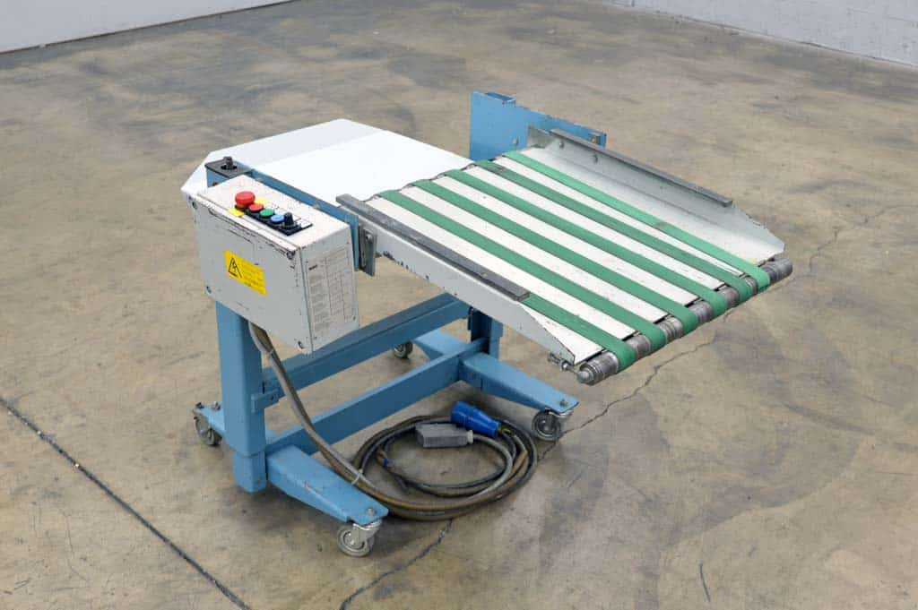 MBO TYPE A56-DC CONVEYOR
