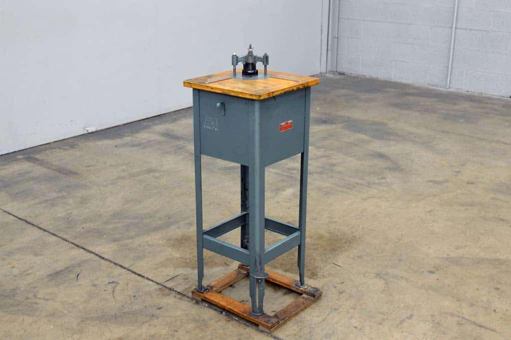 lassco corner machine