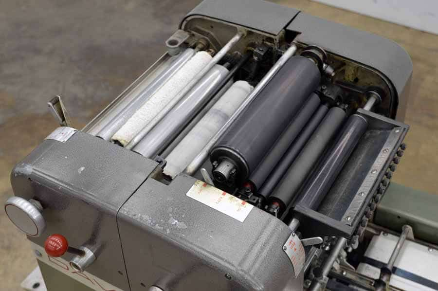 ATF Davidson Dualith 500 One Color Printing Press