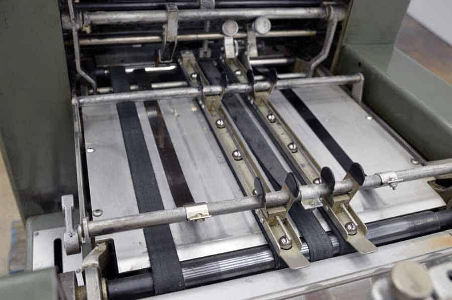 ATF Davidson Dualith 500 One Color Printing Press