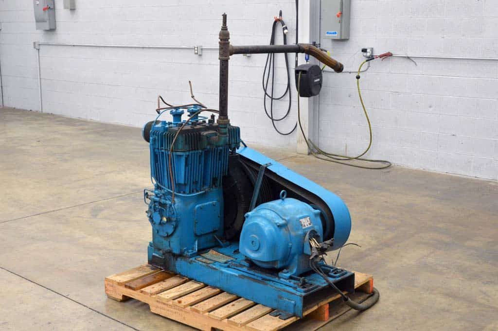 Large Air Compressor