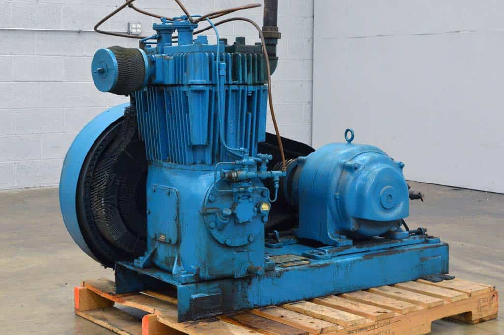 Large Air Compressor Boggs Equipment