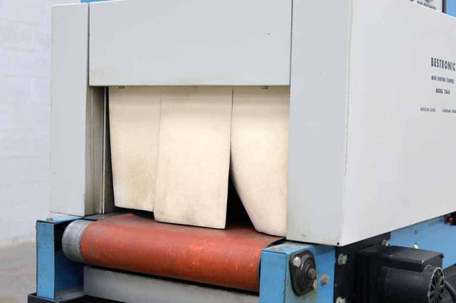 Beseler Shrink Wrapping