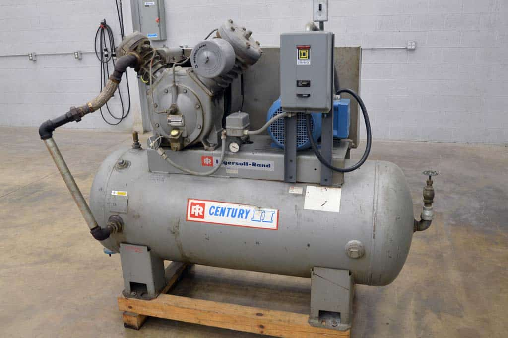 Ingersoll Rand Century Ii Air Compressor