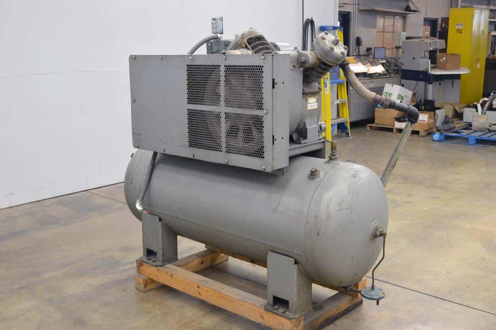 Ingersoll Rand Century II 300034 Air Compressor
