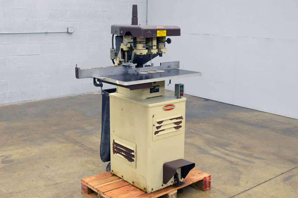 Challenge EH-3A 3 Head Paper Drill