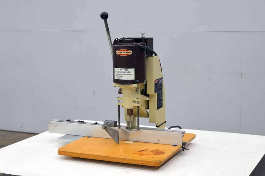 Challenge JO Table Top Paper Drill
