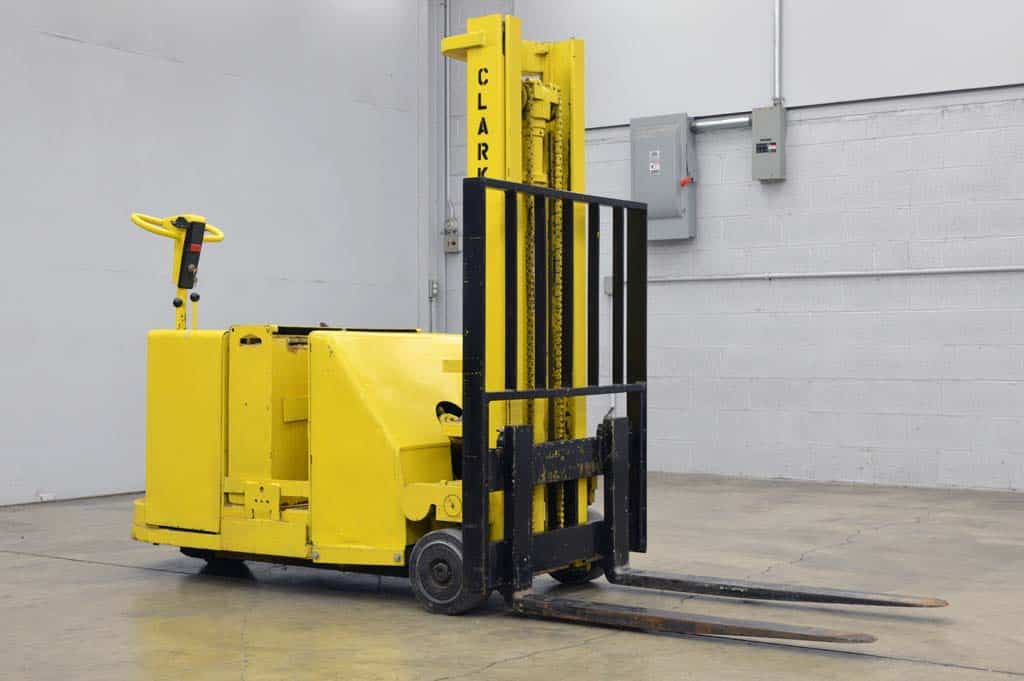 clark handling material case Tom clark shared his father-in-law's vision of material handling and took it to the next level lift truck warehousing was just developing in the late '40s in 1953, the lilly company became a distributor for one of the leading lift truck manufacturers.