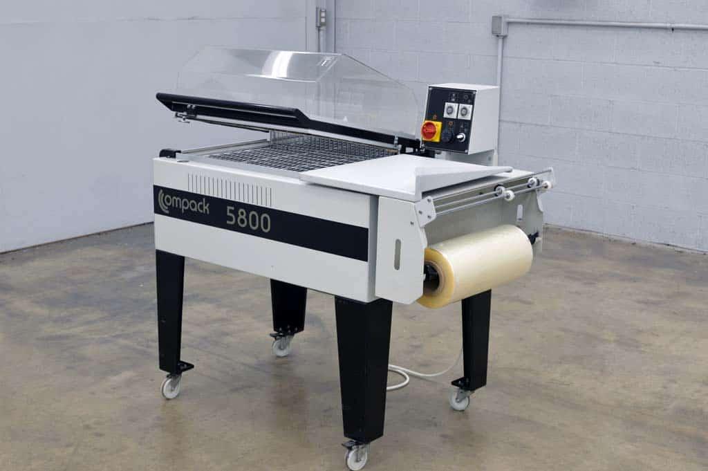 Compack 5800 Shrink Wrap System
