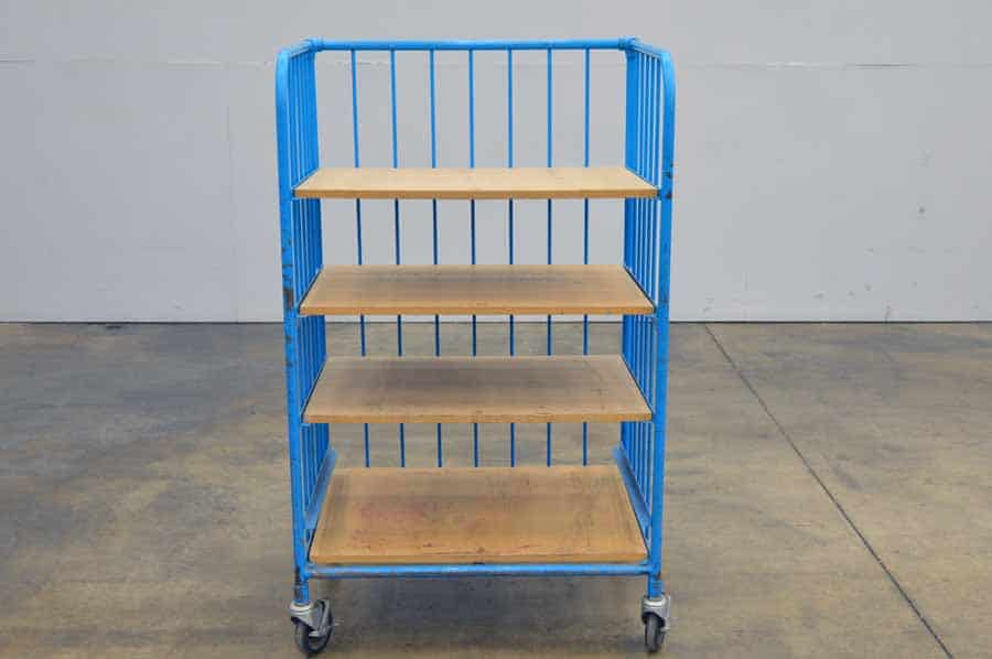 Ferrell Bindery / Stock Cart
