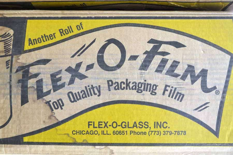 Flex-O-Film Packaging Film