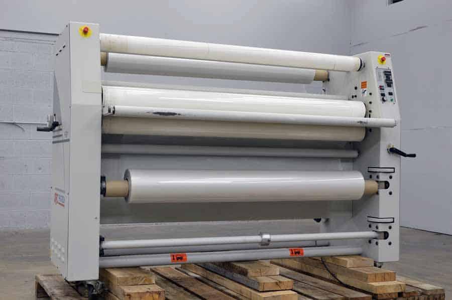 1999 Gbc Pro Tech F60 Roll Laminator Boggs Equipment