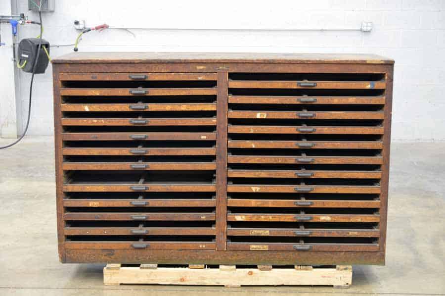Hamilton Type Cabinet - 050917103658 | Boggs Equipment