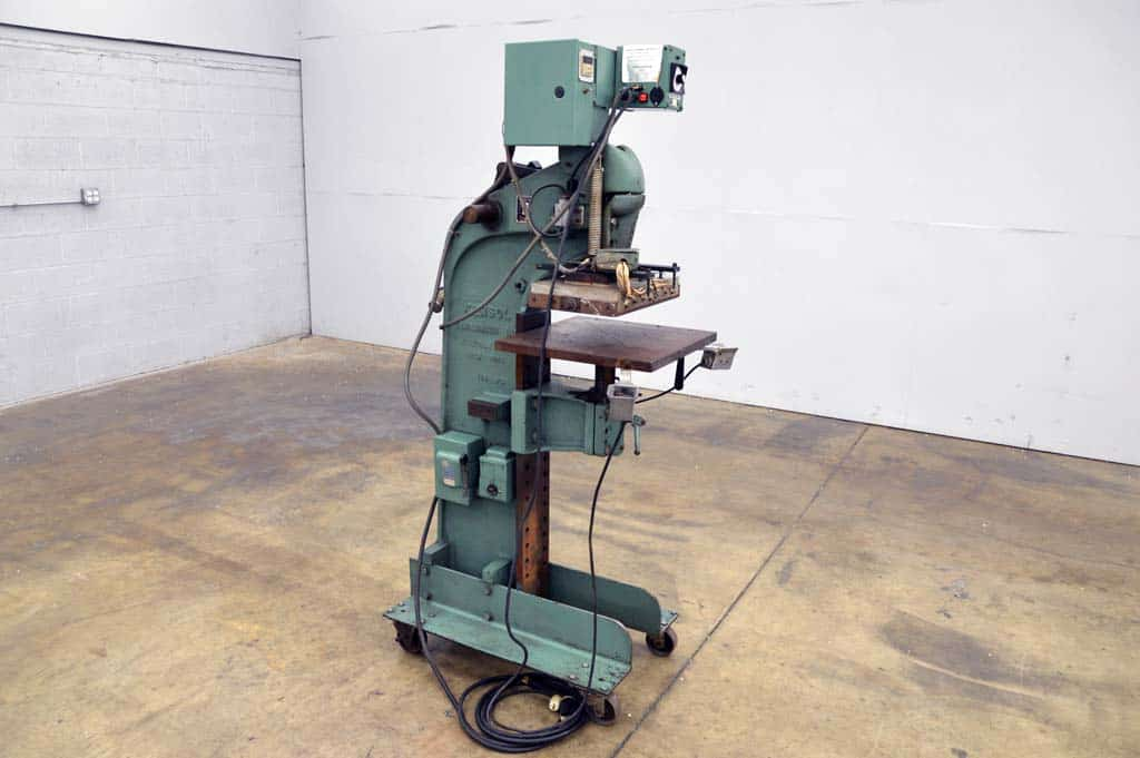 Kensol 110 Hot Stamping Machine