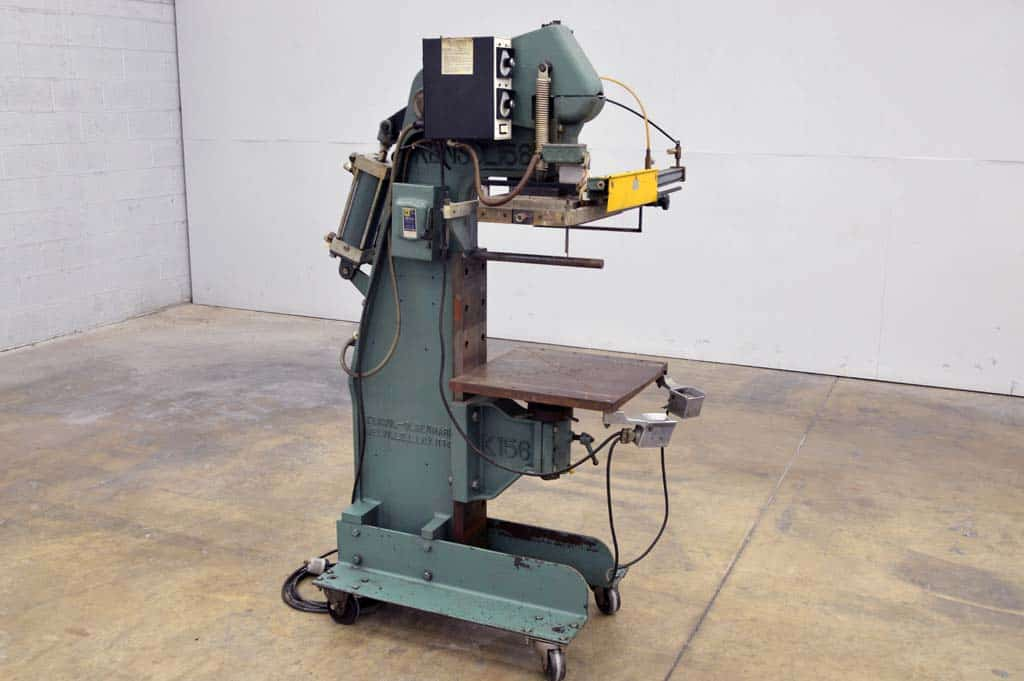 Kensol K-156 Hot Stamping Machine
