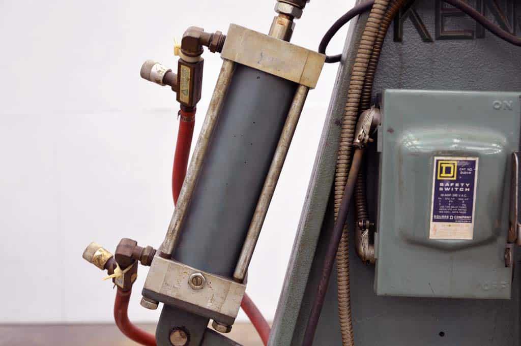 Kensol K-156 Hot Stamping Machine