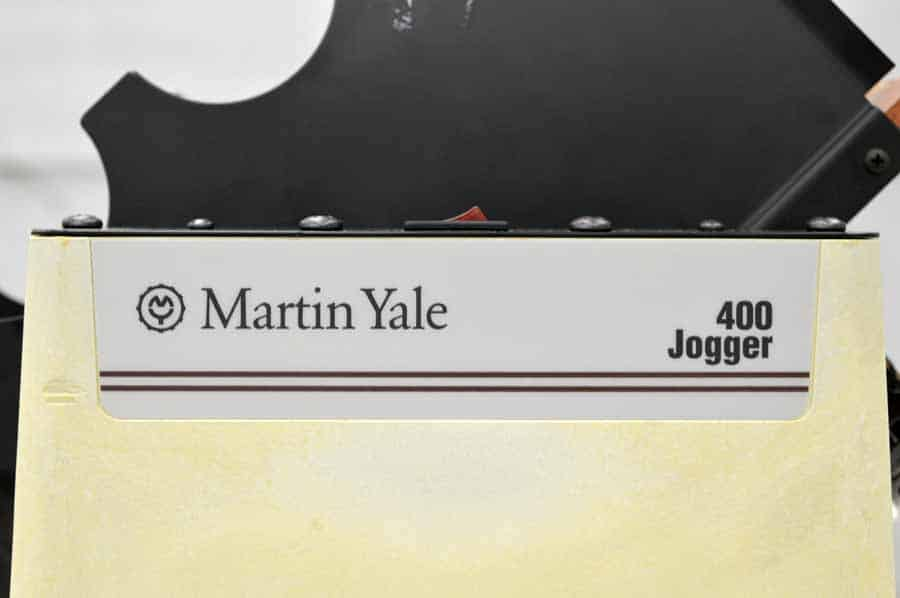 Martin Yale 400 Paper Jogger