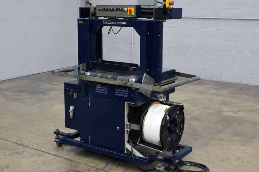 Mosca RO-TR400PA Automatic Strapping Machine