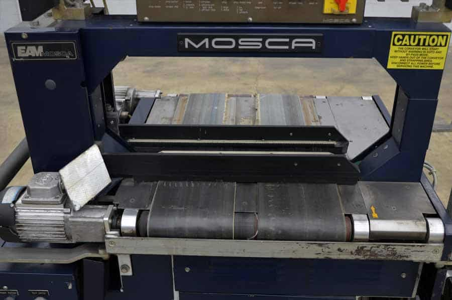 Mosca RO-TR500-2 Automatic Strapping Machine