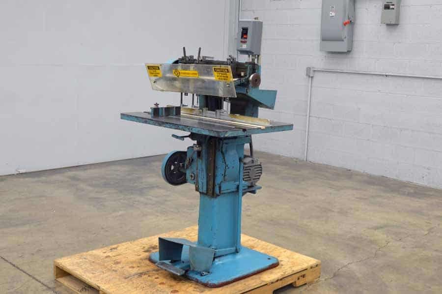Nygren Dahly Three Head Paper Drill