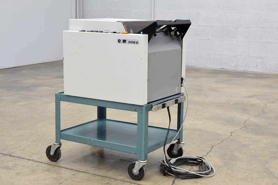 O&M Plockmatic 60 Booklet Making System