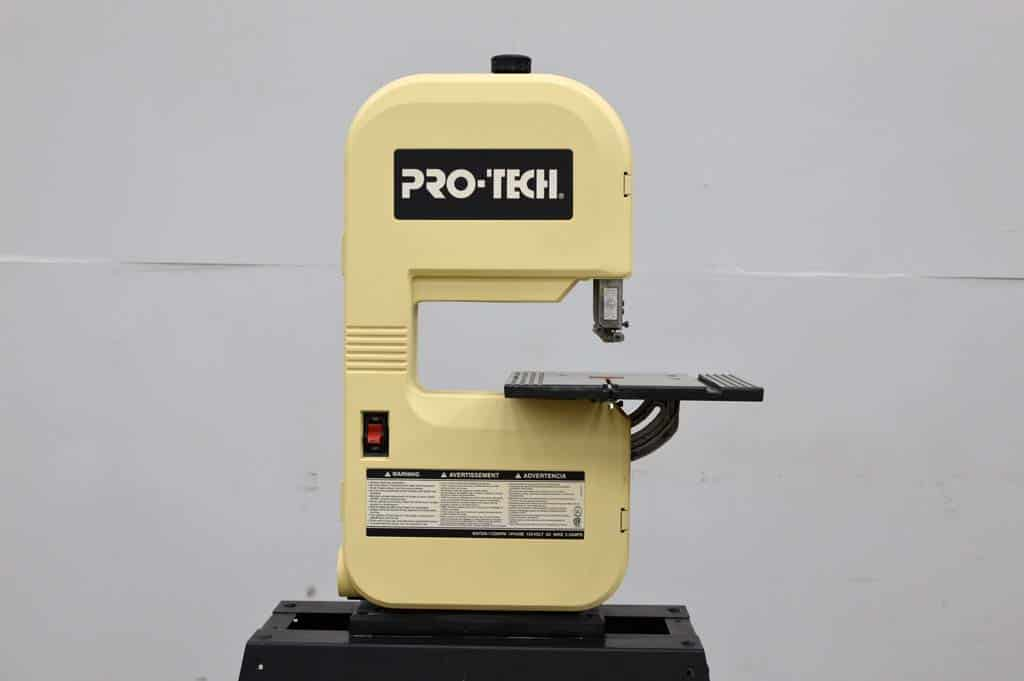 Pro Tech 3203 Band Saw W Stand Boggs Equipment