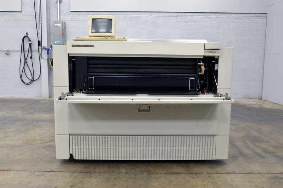 Scitex Dolev 800p Imagesetter Boggs Equipment