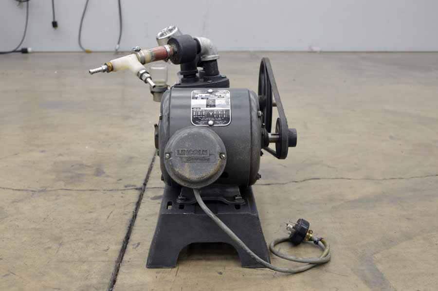 Size C Vacuum Pump