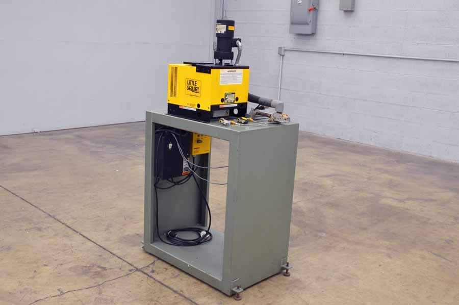 Slautterback LS-10 Hot Melt Unit