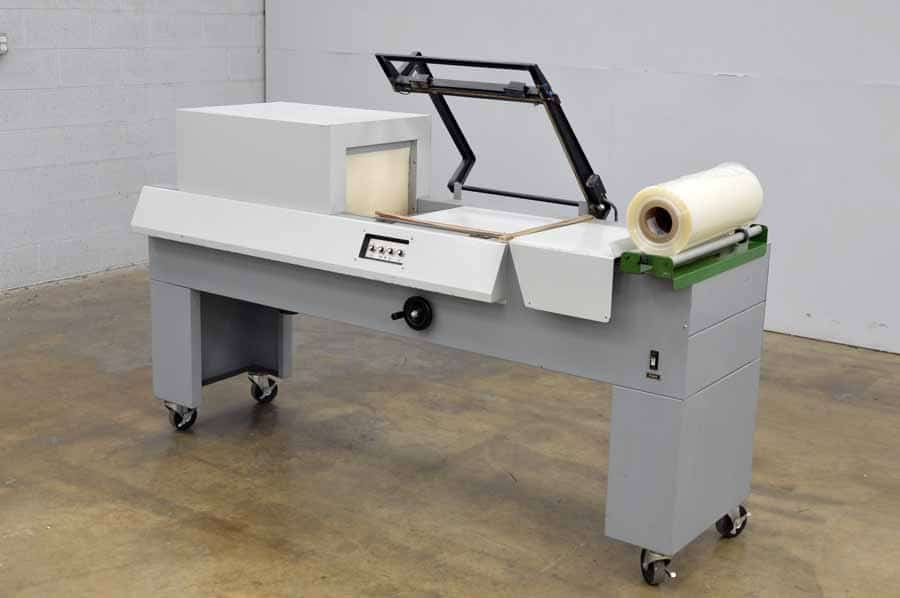 X-rite Model 706 Shrink Wrap System
