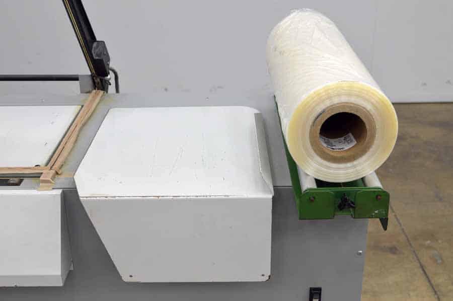 X-rite Model 706 Shrink Wrap System