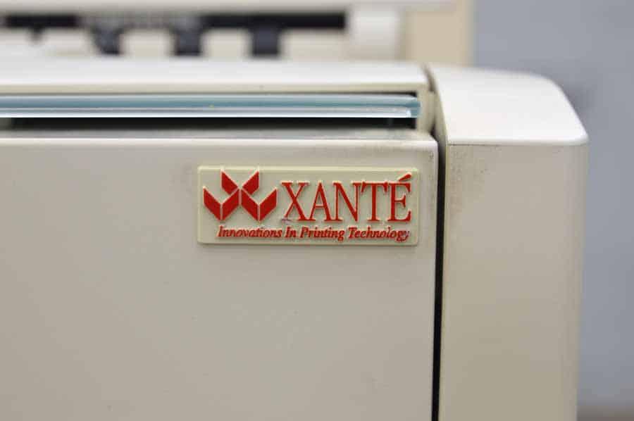Xante Accel-a-Writer 3G Printer Monochrome Laser Series
