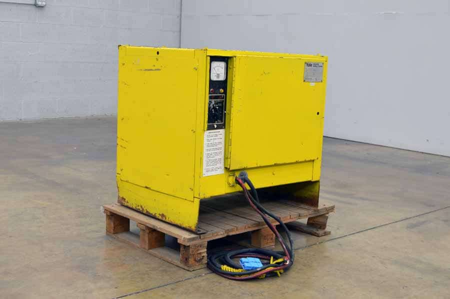 Yale Industrial Battery Charger