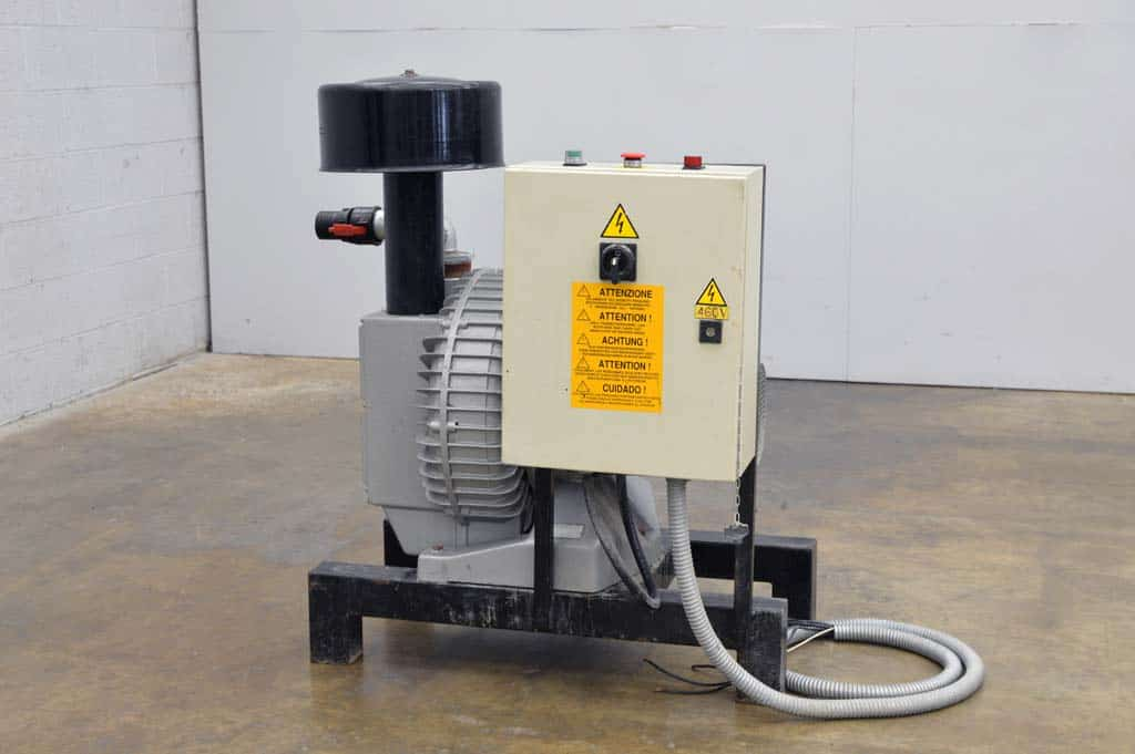 Zorn Large Vacuum Pump