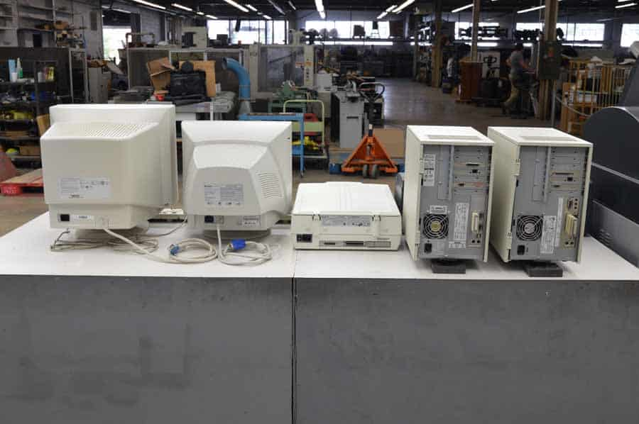 2000 AB Dick DPM 2340 Computer to Plate System with Rip