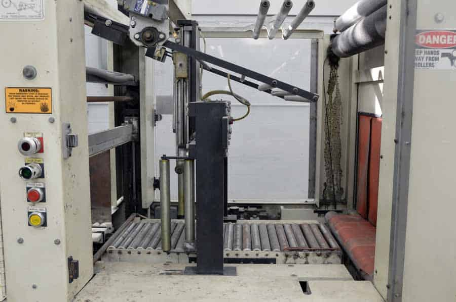 ARPAC 24-SAR Shrink Tunnel
