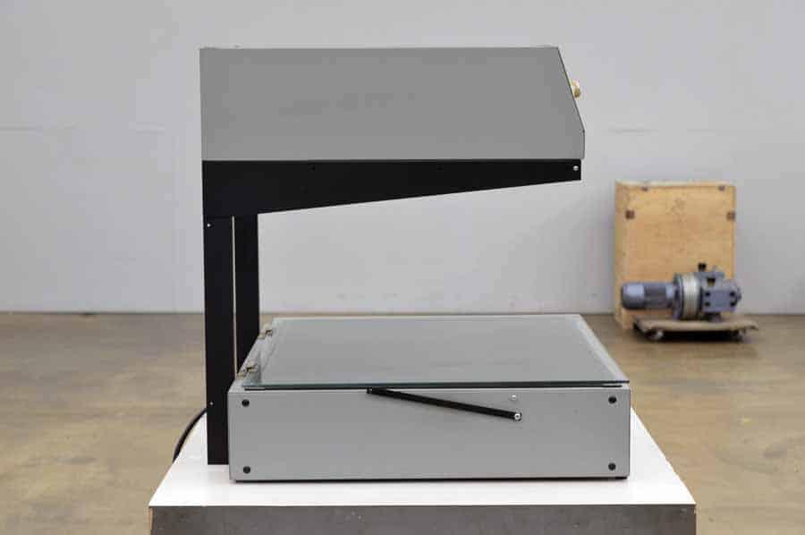 Amergraph V28-1200 Vertical Mercury Printer