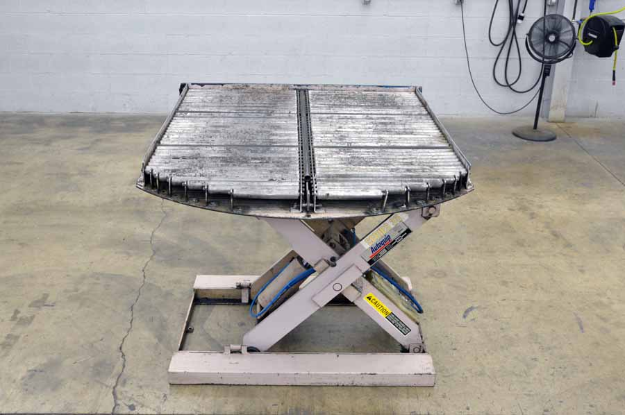 Autoquip Series 35 36S40 Lift Table