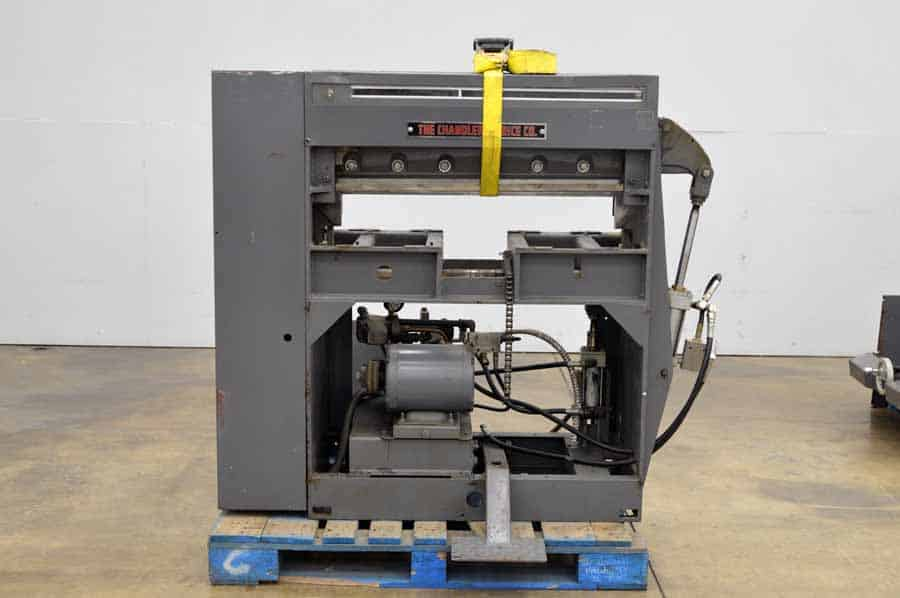 Chandler & Price Hydraulic Paper Cutter