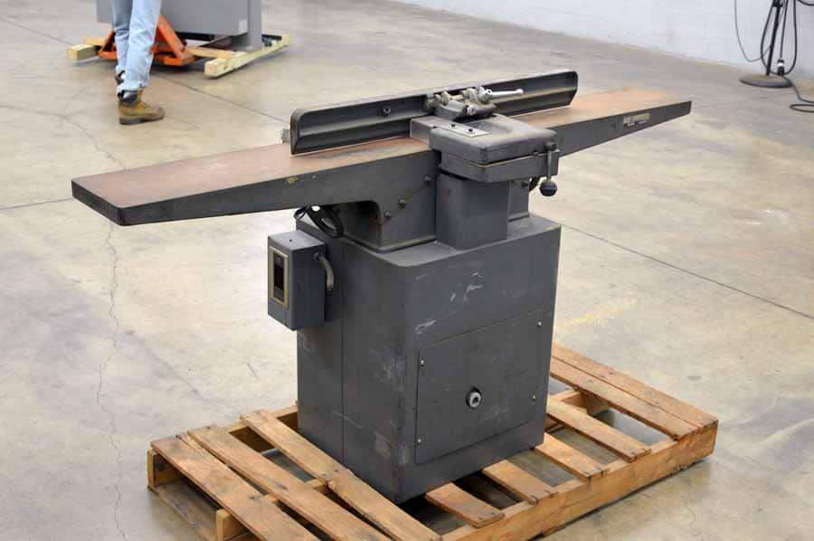 Delta Rockwell 8 Quot 37 315 Jointer Boggs Equipment