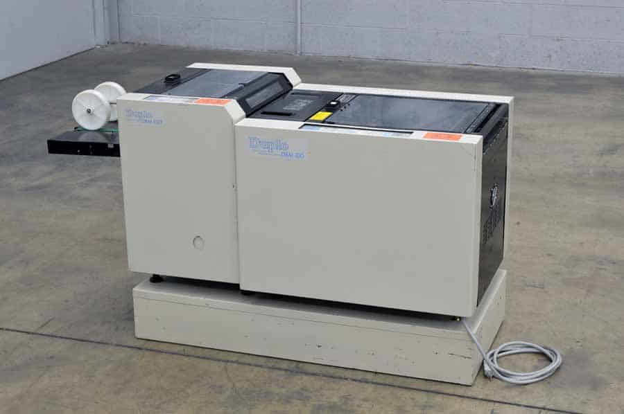 Duplo DBM-100 Bookletmaker and Trimmer