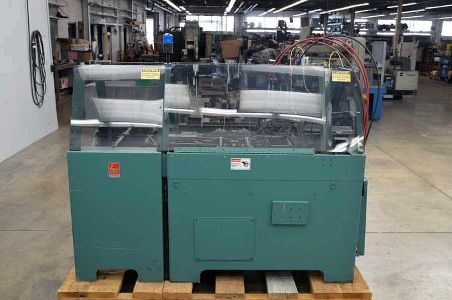 FMC Crathern Model SVF Transparent Box Making Machine