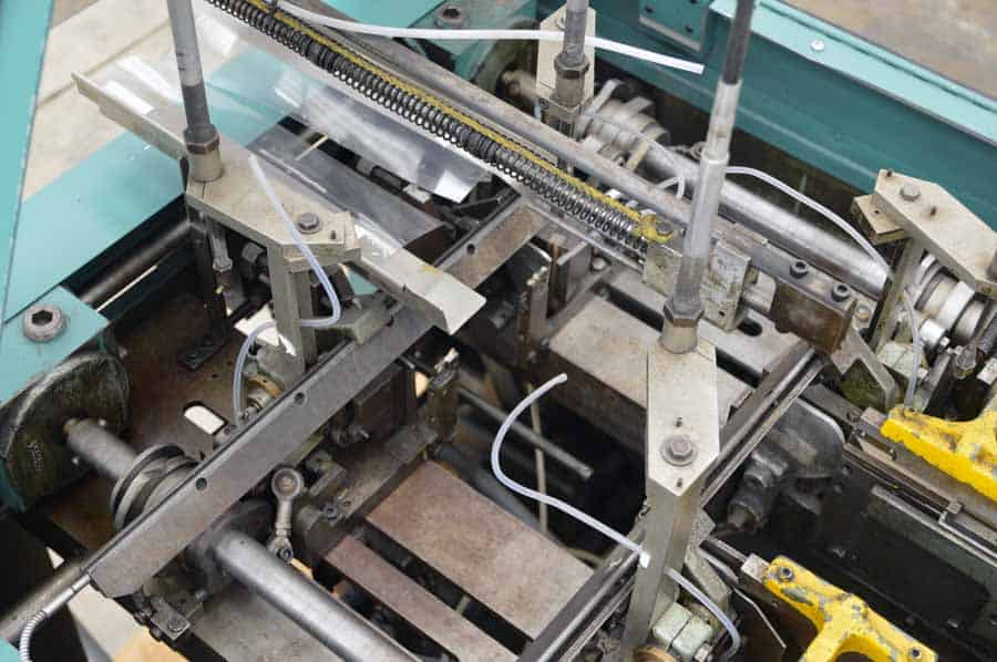 FMC Crathern Model SVF Transparent Box Making Machine